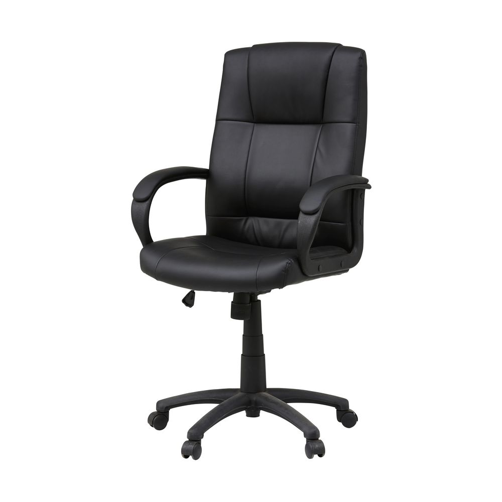 Archer Chair Black Officeworks