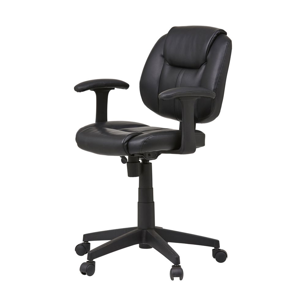 Carter Chair Black Officeworks