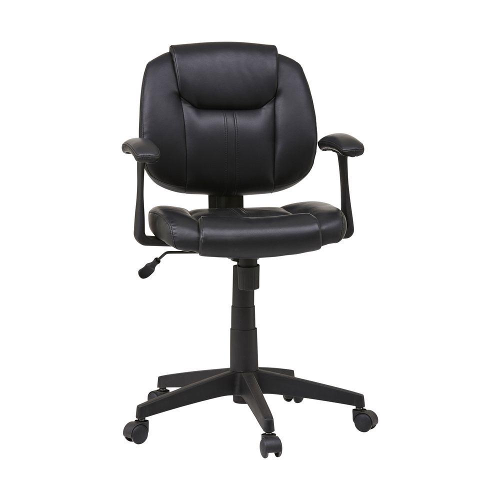 Carter Chair Black Officeworks