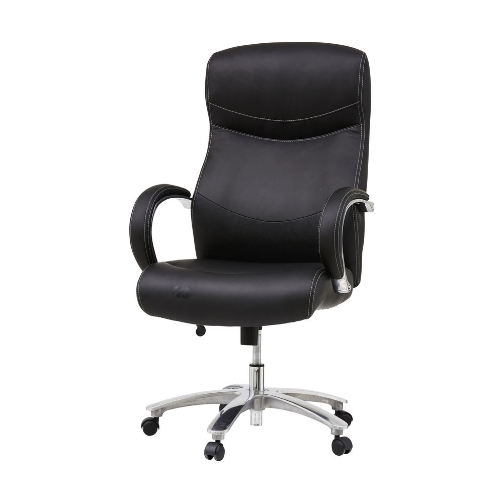 Kennedy Chair Black Officeworks