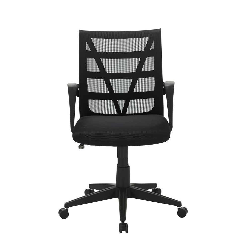 Mondrian Chair Black Officeworks