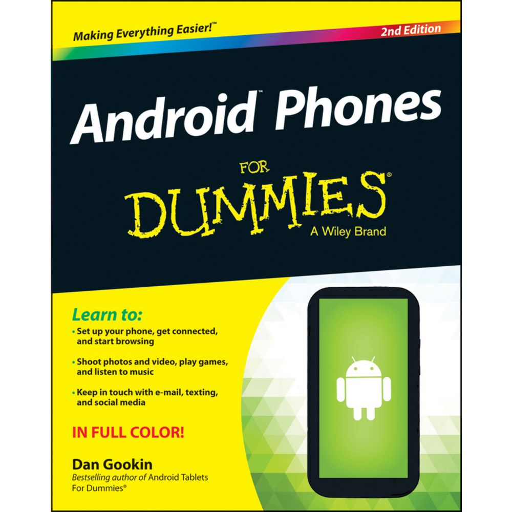 Phone Free Books For Android Phones android phones for dummies book officeworks book