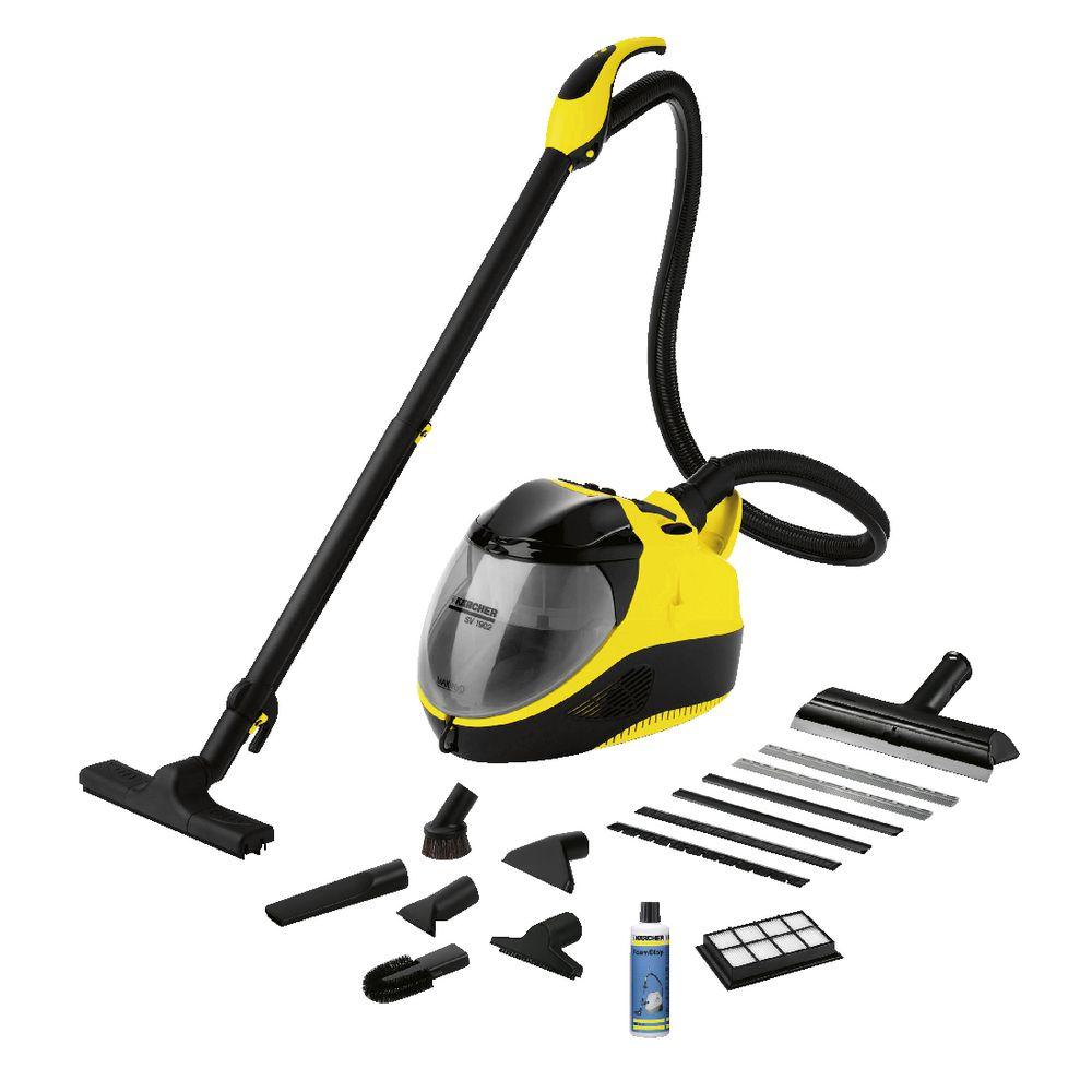 karcher sv7 multipurpose steam vacuum cleaner ebay. Black Bedroom Furniture Sets. Home Design Ideas