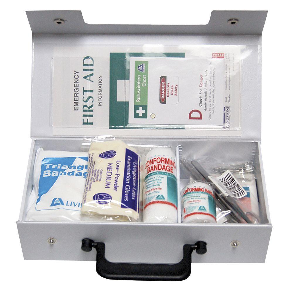 Basic First Aid Kit Livingstone Basic First Aid