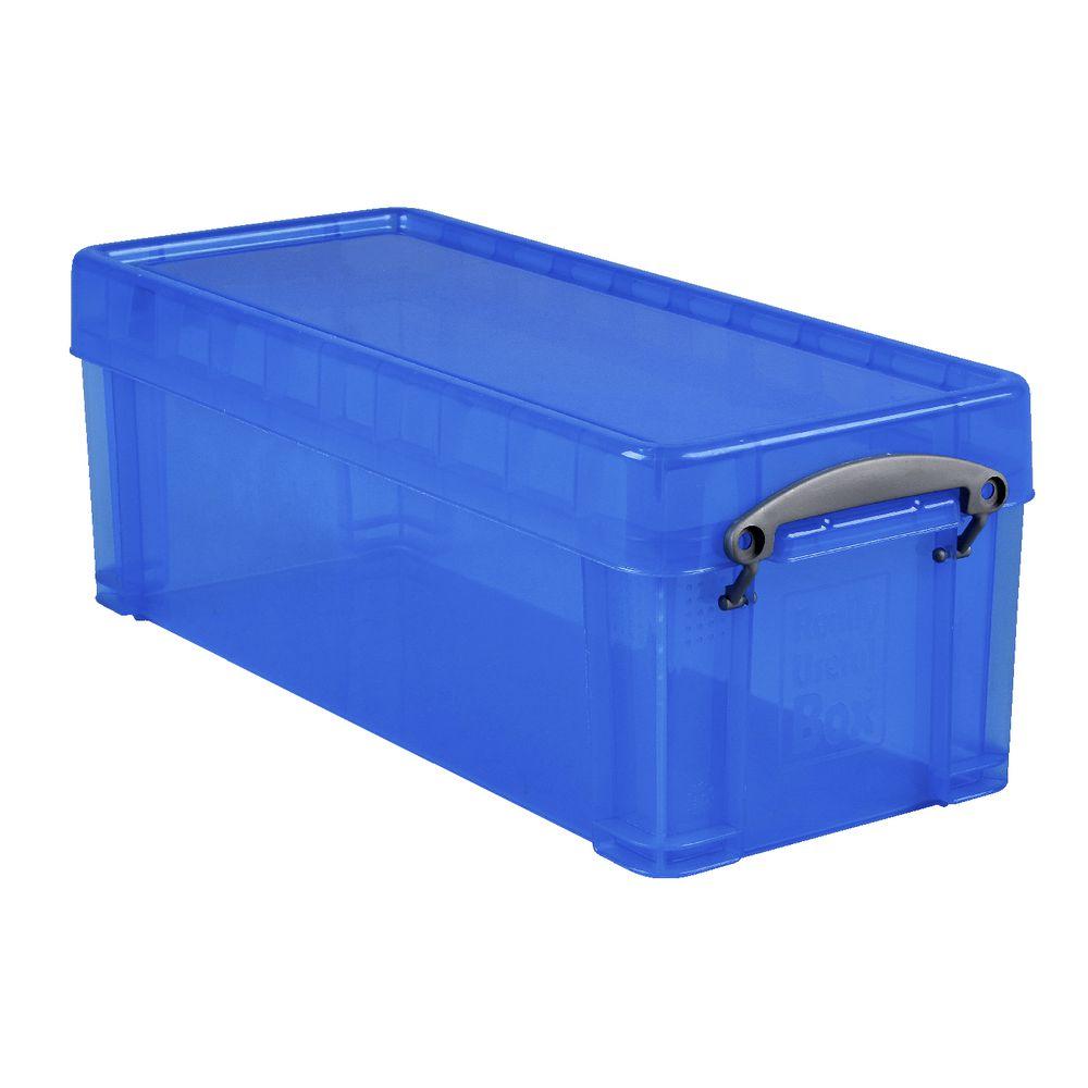 Really Useful 6.5L Box Blue