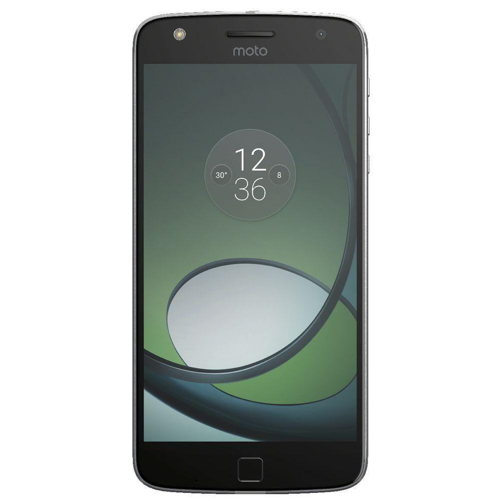 motorola z play. motorola moto z play 32gb unlocked phone black a