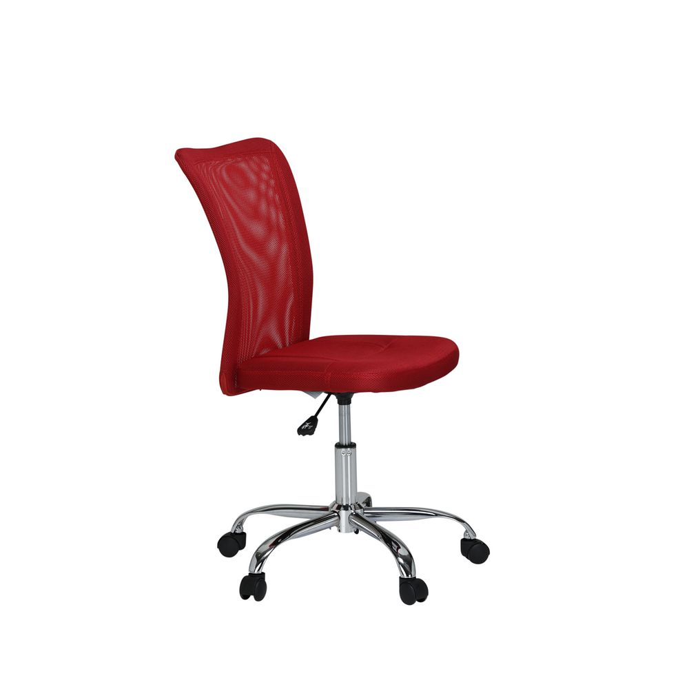 Antrim Student Chair Red Officeworks