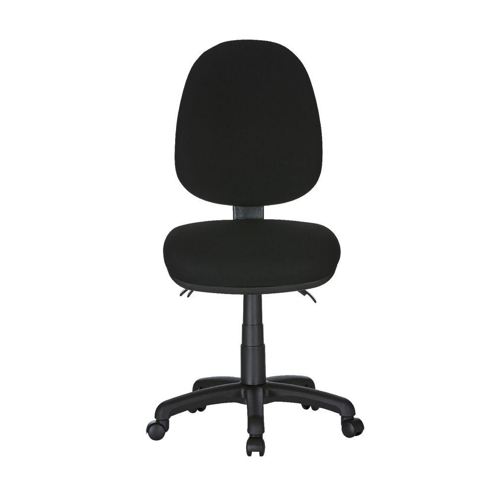 matrix high back 3 lever chair black buy matrix high office