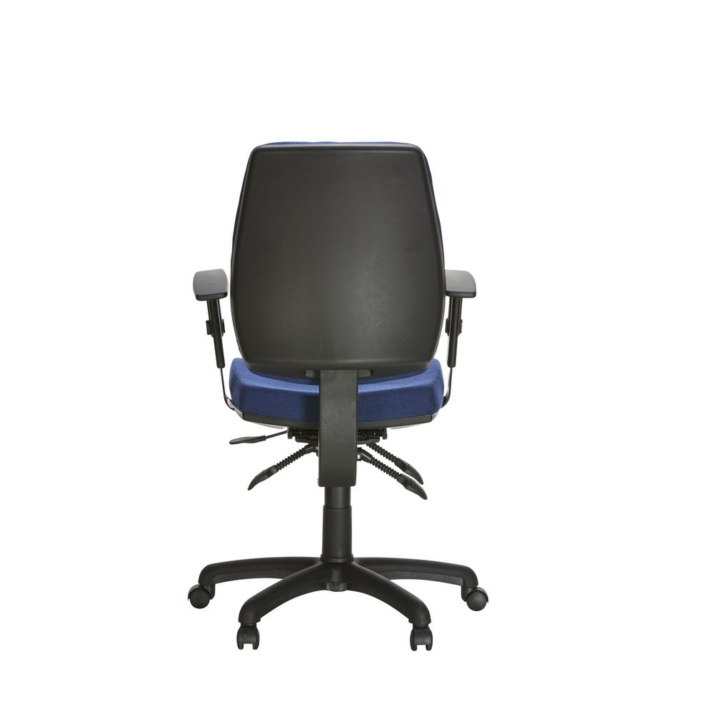 Shape Professional Chair Blue Officeworks