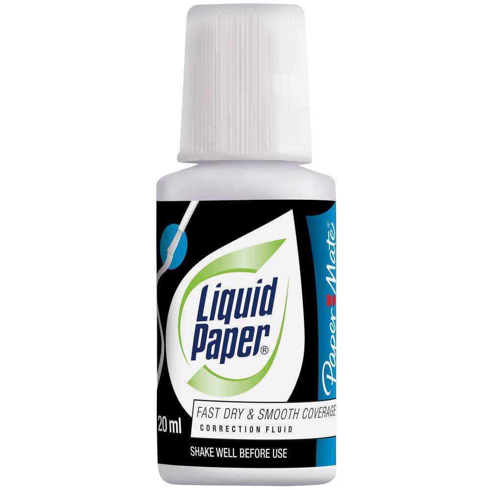 Liquid Paper Correction Fluid 20ml Ebay