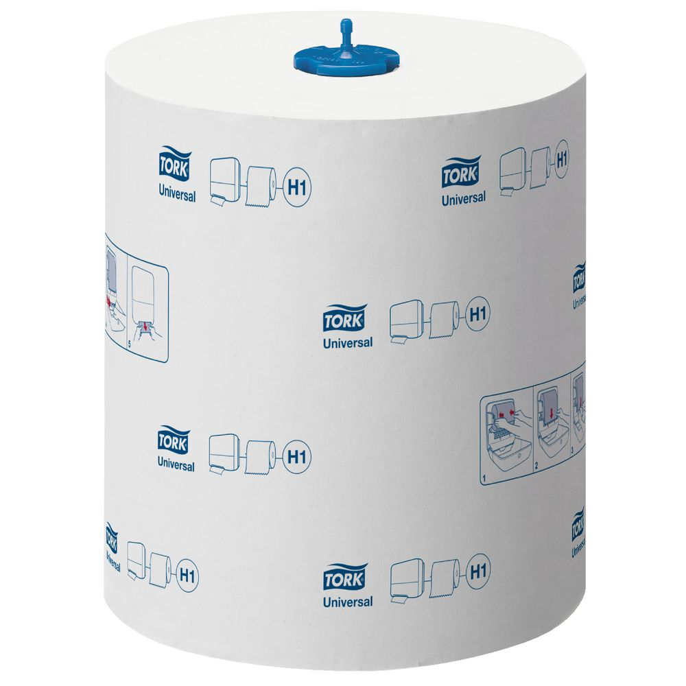 Hand Towels Officeworks: Tork Universal Hand Towel Roll 280m
