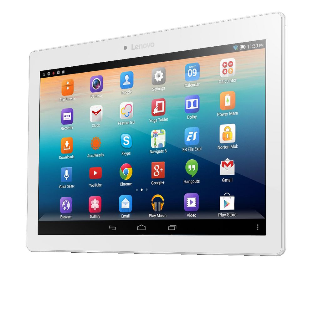 Lenovo tab 2 10 1 tablet white a10 30 ebay for 10 in 1 table