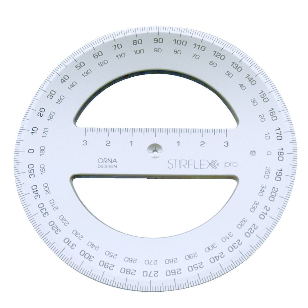 printable protractor 180 degrees. image titled make a protractor step printable 180 degrees