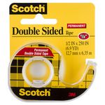 Scotch 665 Double Sided Tape in Dispenser 12.7 mm x 6.3 m
