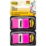 Post-it Flags Bright Pink 2 Pack