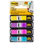 Post-it Mini Flags Brights 4 Pack