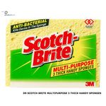 Scotch-Brite Handy Sponges 3 Pack