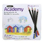 Derwent Academy Colour Pencils 24 Pack