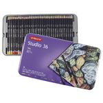 Derwent Studio Colour Pencils 36 Pack