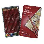 Derwent Pastel Pencil Set of 12