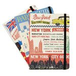 Cavallini City Guide Notebook New York