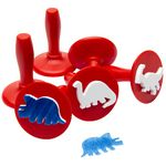 Educational Colours Paint Stampers Dinosaurs 6 Pack