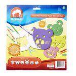 ELC Animal Mask Stencils 6 Pack