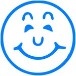ELC Merit Stamp Smiley Face
