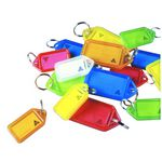 Kevron ID5 Fluoro Key Tags 50 Pack