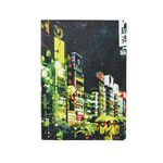 Soft Cover 70gsm A5 Digital Photo Print Pu Journal 240 Pages