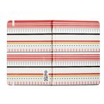 Otto A5 Journal Hard Cover PU with Elastic Patterned 192 Page