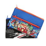 Licensed Neoprene Pencil Case