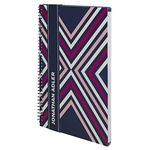 Jonathan Adler B5 Spiral Notebook 160 Page Pink