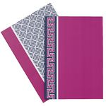 Jonathan Adler Slim A5 Notebook 30 Page Pink 2 Pack