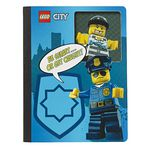 Lego City Composition Book 200 Page