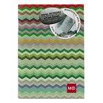 Miquelrius 104 x 150mm Notepad Zigzag Cover 144 Page