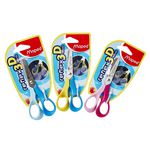 Maped Left Handed Scissors 12cm Assorted