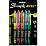 Sharpie Accent Highlighters Assorted 5 Pack