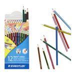 Staedtler Noris Club Colour Pencil 12 Pack