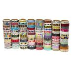 Washi Printed Tape 15mm x 10m
