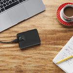WD 1TB My Passport for Mac Black