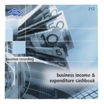 Zions Business Income and Expenditure Cashbook