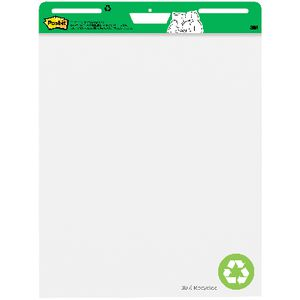 3M Post-it Easel Pad Recycled 635 x 762mm