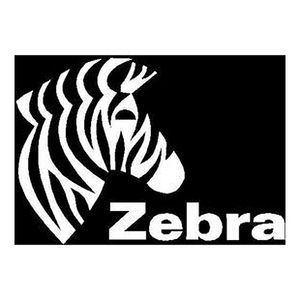 Zebra 85.6 x 54mm PVC Cards 85.6 x 54mm White 500 Pack