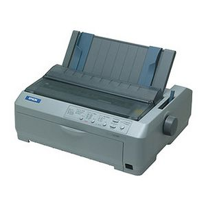 Epson LQ 590 - Printer - B/W - dot-matrix - 254 x 559 mm JIS B4 - 24 pin