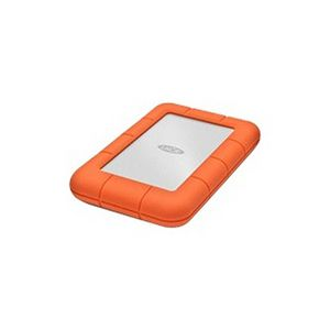 LaCie Rugged Mini - Hard drive - 500 GB - external ( portable ) - USB 3.0 - 5400