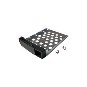 QNAP HD Tray - Storage bay adapter - black - for QNAP TS-119P+ Turbo NAS  TS-219