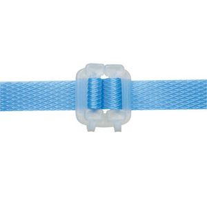 Plastic Buckles 12mm Pk/1000
