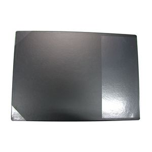 Bantex Desk Pad with Flap Black