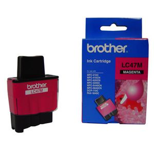 Brother LC-47 Magenta Ink